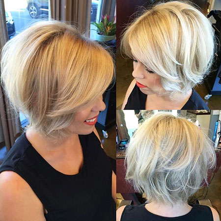 Short Hairstyles, Blonde Bob Hairstyles, Rihanna, Real, Ombre, Kind, Dark