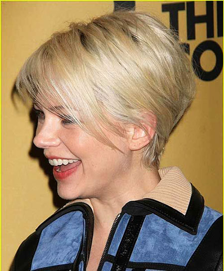 Short Hairstyles, Pixie Cut, Long, Blonde Hairstyles, Bangs