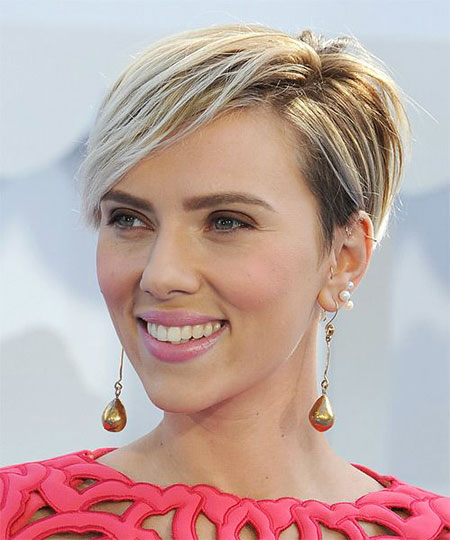 Short Hairstyles, Pixie Cut, Sexy, Scarlett, People, Olsen