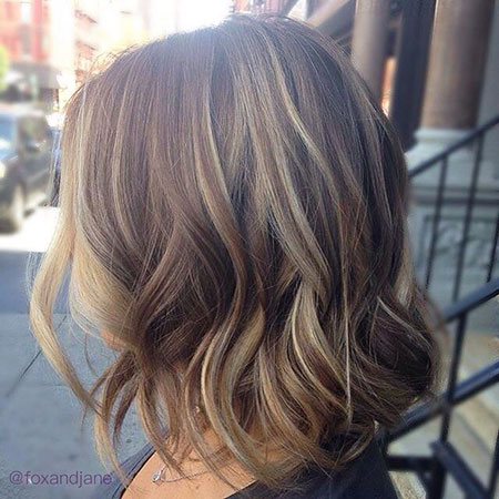 Blonde Hairstyles, Highlights, Balayage, Women, Older, Dirty, Chocolate, Brown