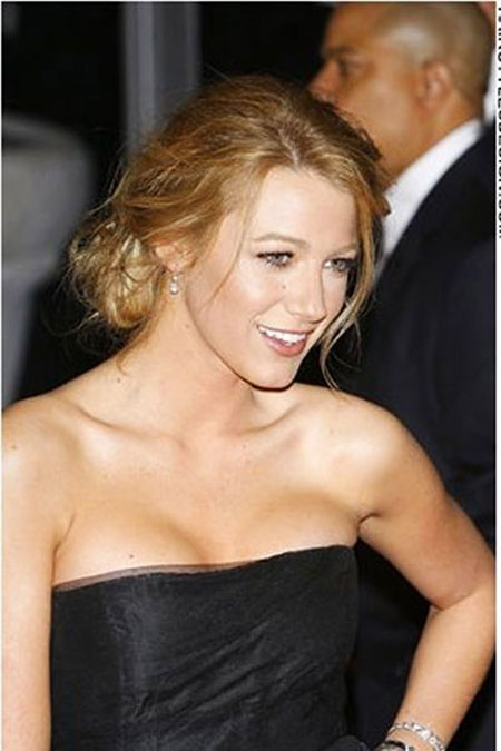 Jennifer, Aniston, Updos, Updo, Loose, Long, Lively, Blake