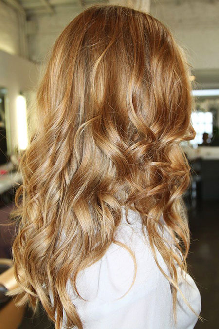 Blonde, Ombre, Honey, Golden, Tones, Light, Highlights, Curls