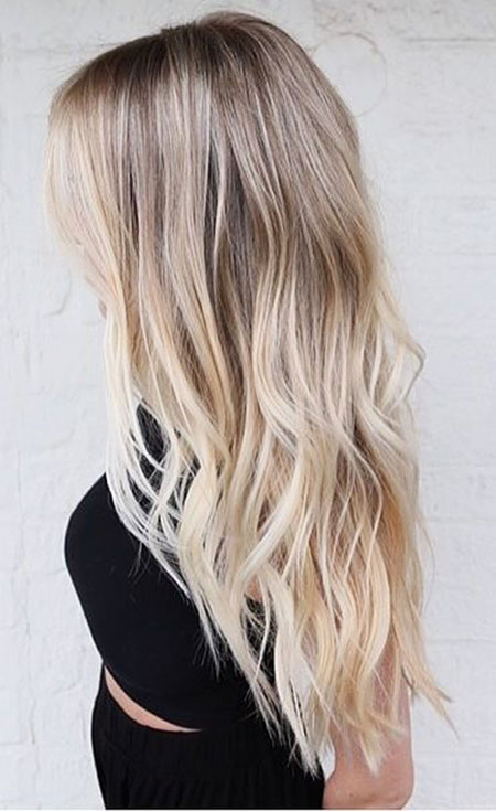 Blonde Natural Colours Balayage Ash Years Some