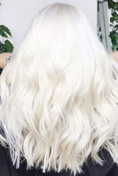 Blonde Platinum White Shades Shade Highlights Eye Colors