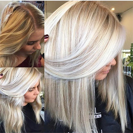 Blonde Hairstyles, Highlights, Balayage, Long, Lob, Coloring, Brown