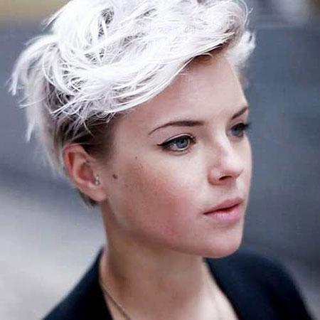 Short Hairstyles, Pixie Cut, Blonde Hairstyles, Women, Wedding