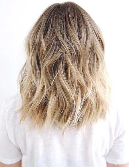 Brown, Blonde Hairstyles, Balayage, Tran, Short Hairstyles, Ramirez