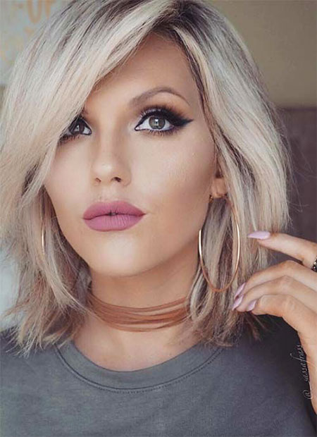 Women, Short Hairstyles, Blonde Hairstyles, Suitable, Should