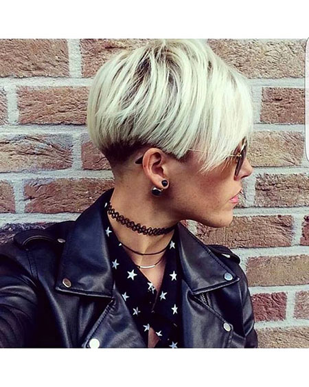 Short Hairstyles, Pixie Cut, Texture, Stars, Length