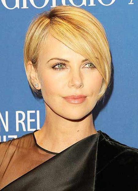 Short Hairstyles, Blonde Bob Hairstyles, Very, Pixie Cut, Long