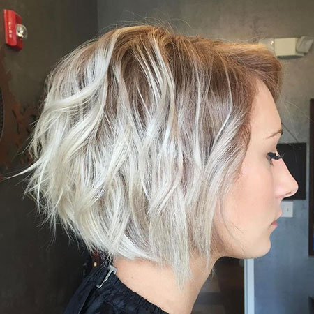 Blonde Hairstyles, Blonde Bob Hairstyles, Balayage, Ash, Under, Thin