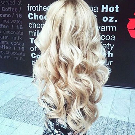 Blonde, Highlights, Curls, Butter, Beach