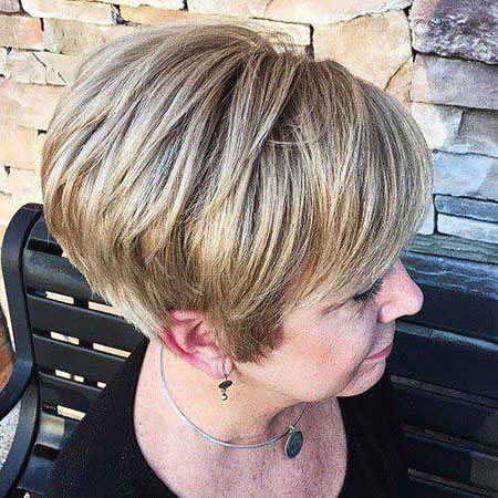 Blonde Hairstyles, Layered, Straight Hairstyles, Short Hairstyles