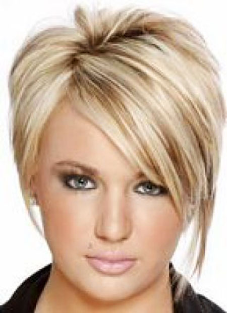 Short Hairstyles, Women, Trendy, Straight Hairstyles