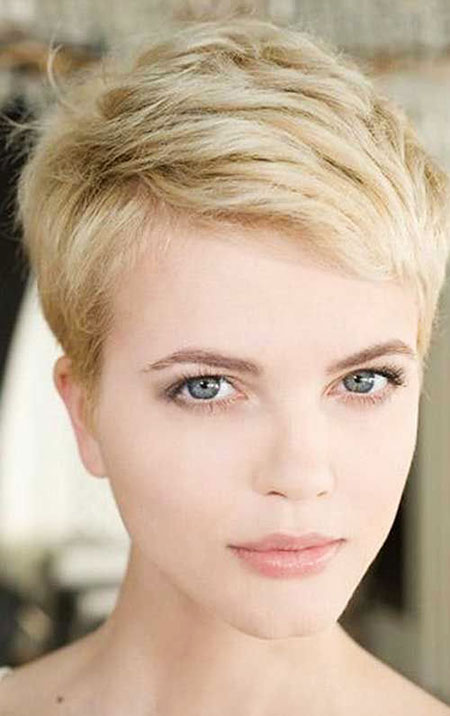Short Hairstyles, Pixie Cut, Williams, Party, Michelle, Messy, Medium
