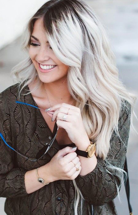 Blonde, Long, Dark, Waves, Short, Platinum, Medium, Loren