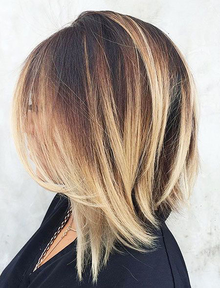 Blonde Hairstyles, Balayage, Blonde Bob Hairstyles, Short Hairstyles