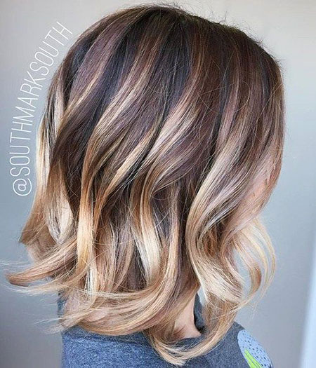 Blonde Hairstyles, Balayage, Brown, Shoulder, Shades, Natural