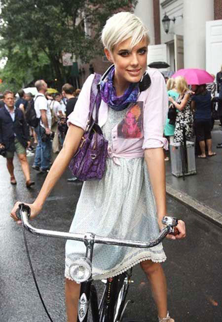 Taylor, Swift, Palermo, Teen, Street, Short Hairstyles, Season