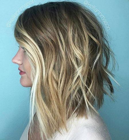 Blonde Hairstyles, Balayage, Blonde Bob Hairstyles, Short Hairstyles, Pastel