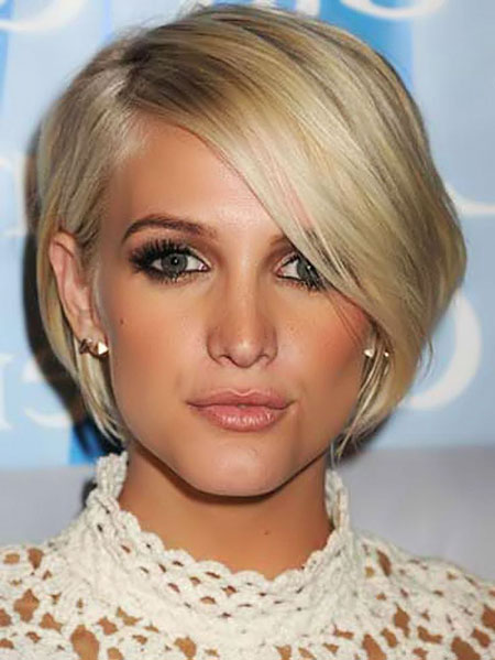 Blonde Bob Hairstyles, Short Hairstyles, Thin, Simpson, Pixie Cut, Honey