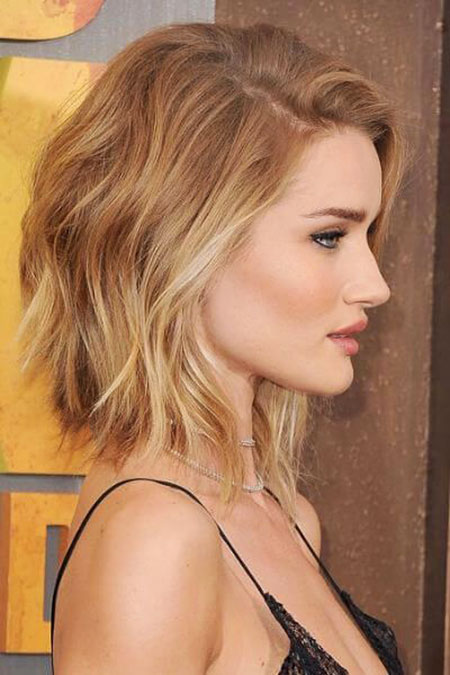 Blonde Bob Hairstyles, Wavy, Trends, Thin, Short Hairstyles, Medium