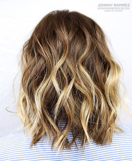Blonde Hairstyles, Balayage, Highlights, Brown, Skin, Medium
