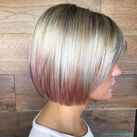 Blonde Hairstyles, Blonde Bob Hairstyles, Silver