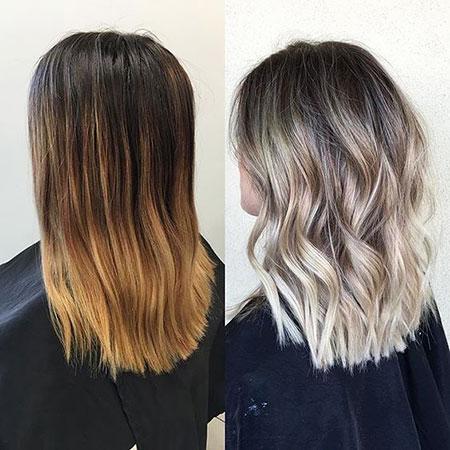 35 Best Medium Blonde Balayage Hair Blonde Hairstyles 2017