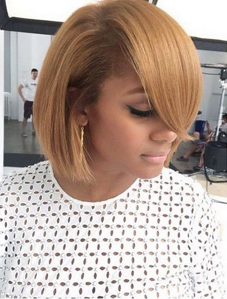 Blonde Bob Hairstyles, Short Hairstyles, Women, Sassy, Retro