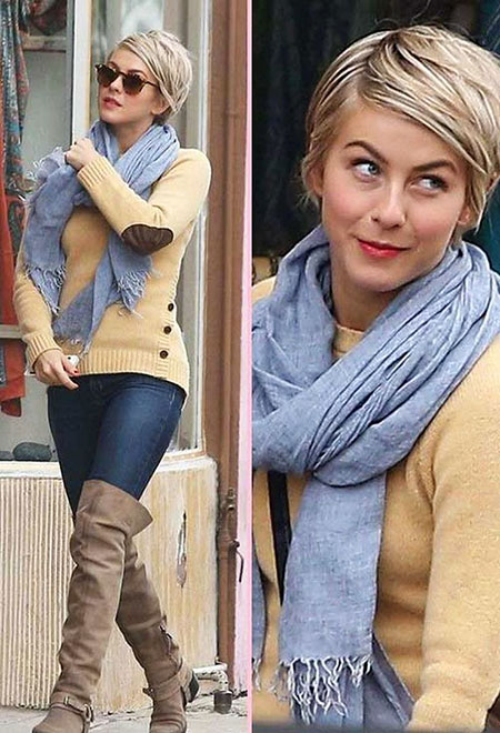 Short Hairstyles, Julianne Hough, Fashion