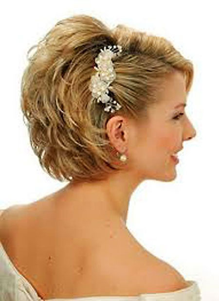 Wedding, Short Hairstyles, Blonde Hairstyles, Weddings
