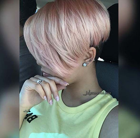 Short Hairstyles, Blonde Bob Hairstyles, World, Rose