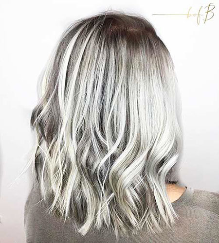 Blonde Hairstyles, Balayage, Short Hairstyles, Ash