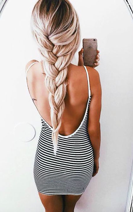 Braid, Long, Goals, Braids, Braided, Blonde