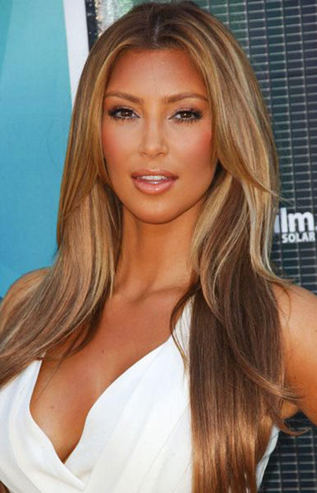 Kardashian Blonde Kim Up Thick Lopez Long Jennifer