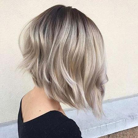 Blonde Hairstyles, Blonde Bob Hairstyles, Ash, Thin, Salon, Platinum, Long