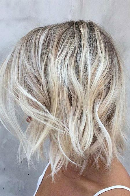 Blonde Hairstyles, Blonde Bob Hairstyles, Balayage