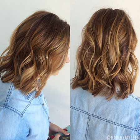 Short Hairstyles, Ombre, Highlights