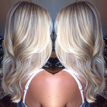Blonde, Balayage, Platinum, Long, Short, Highlights