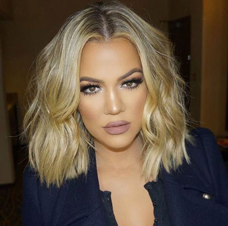 Khloe, Kardashian, Up, Blonde