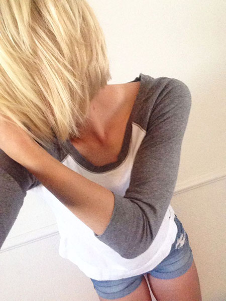 Short Hairstyles, Blonde Bob Hairstyles, Blonde Hairstyles, Women