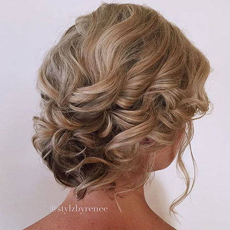 Wedding, Short Hairstyles, Updo, Updos, Peinados, Ombre