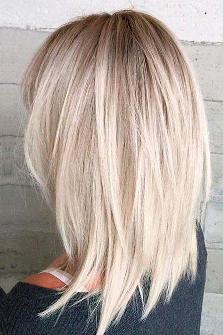 Medium, Blonde Hairstyles, Blonde Bob Hairstyles, Women
