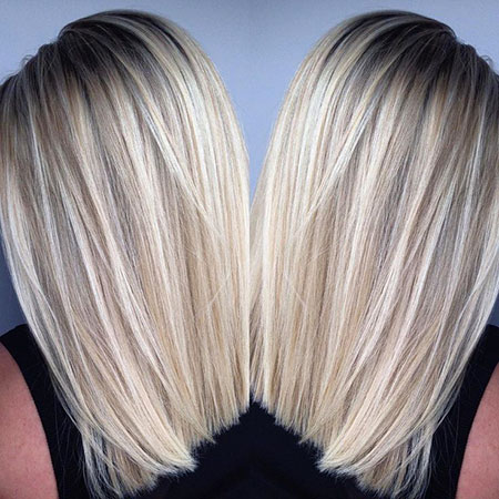 Blonde Hairstyles, Highlights, Balayage, Lowlights, Light, Ash