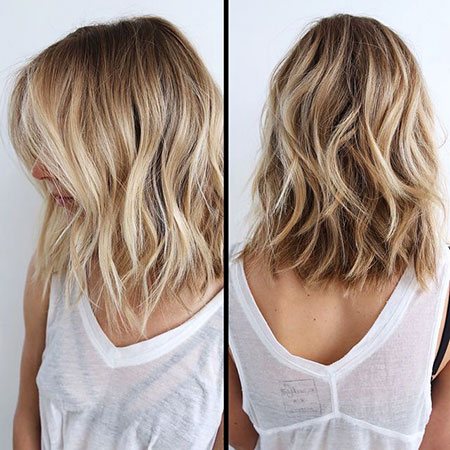 Blonde Hairstyles, Blonde Bob Hairstyles, Women, View, Trendy