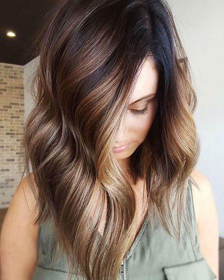 Colors, Balayage, Highlights, Fall, Bronde, Bob