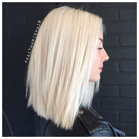 Blonde, Platinum, Balayage, White, Tone, Short, Long, Light