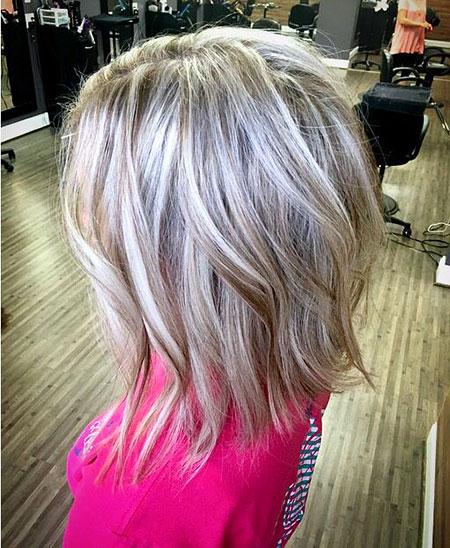 Blonde Hairstyles, Balayage, Ash, Blonde Bob Hairstyles, Texture