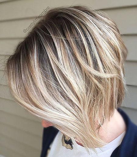 Balayage, Blonde Hairstyles, Blonde Bob Hairstyles